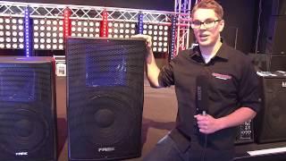 FAME TNX-Serie Aktive PA-Lautsprecher