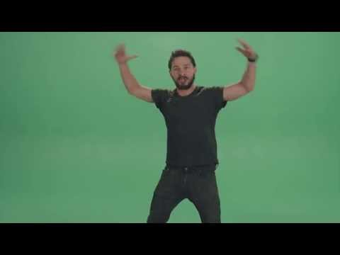 Shia LaBeouf Motivating You For 1 Hour