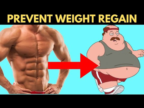 How to Prevent Weight Regain After Diet