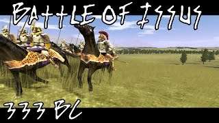 Rome Total War : Alexander : Battle of Issus 333 BC