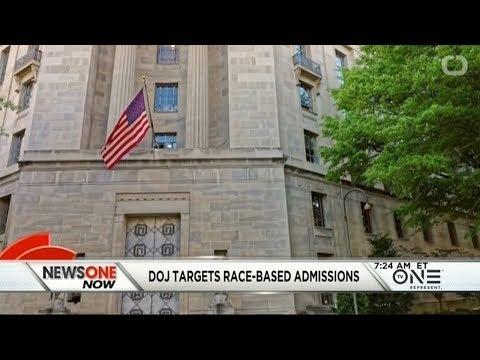 Outrage Over The DOJ