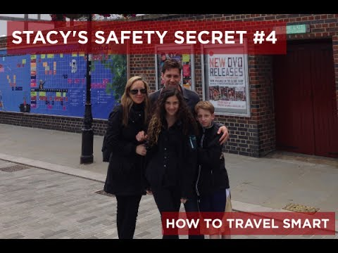 Stacy Greenberg's Safety Secrets  How to Travel Smart