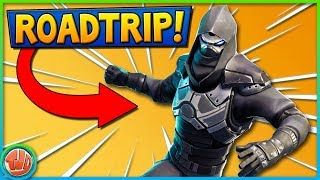 *LEAKED* DIT IS DE ROADTRIP SKIN!!! - Fortnite: Battle Royale