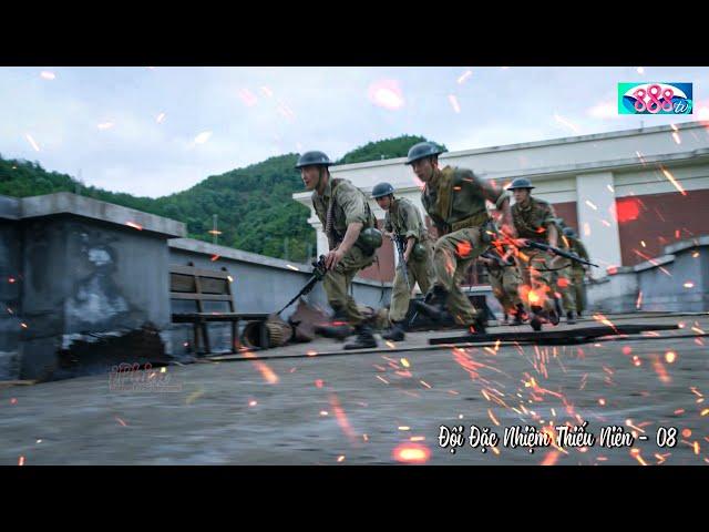 Đội Lính Tân Binh Ngày Đầu Ra Chiến Trường Khoác Băng Đạn Trên Người Đại Chiến Bọn Lính Nhật   888TV