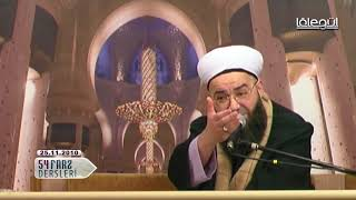 Helâl-haram ver Allâh'ım, Senin kulun yer Allâh'ım - Cübbeli Ahmet Hocaefendi Lâlegül TV