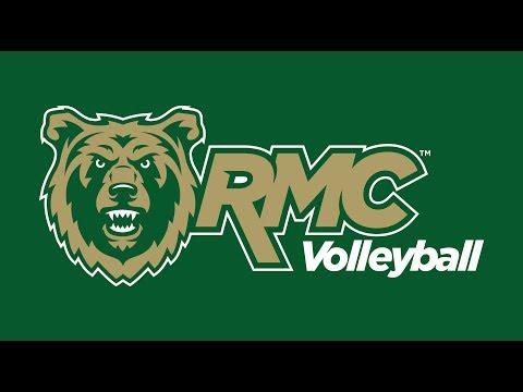 Women's Volleyball: Rocky Mountain College vs. MSU Billings