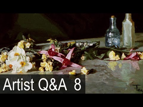 the-artist's-curse-&-more-–-ep.8-oil-painting-q&a-with-mark-carder