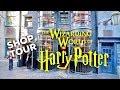 HARRY POTTER SHOP TOUR: Ollivander's Wand Shop | WIZARDING WORLD UNIVERSAL ORLANDO