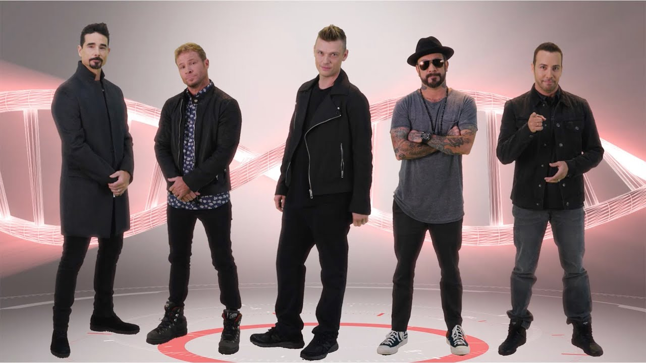 Backstreet Boys Dna World Tour Summer 2019 On Sale Now Youtube