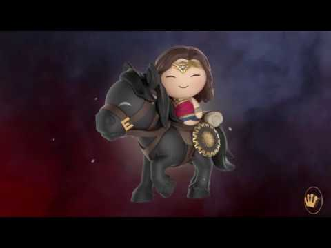Coming Soon: Wonder Woman Wave 2 Pop!s and Dorbz Ride!