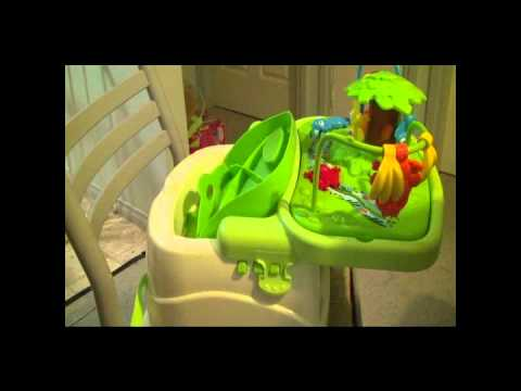 Product Review #1 - FisherPrice Booster Seat