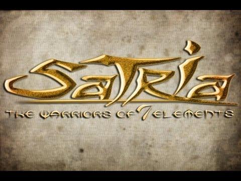 Satria-oh chentaku (Lyrics Video) HD