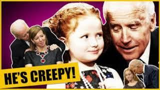 I'll sniff your hair- Creepy Joe (Joe Biden parody song)