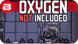 Oxygen Not Included Gameplay - WHO'S THAT SNORING?!! Lets Play Oxygen Not Included #4 Alpha