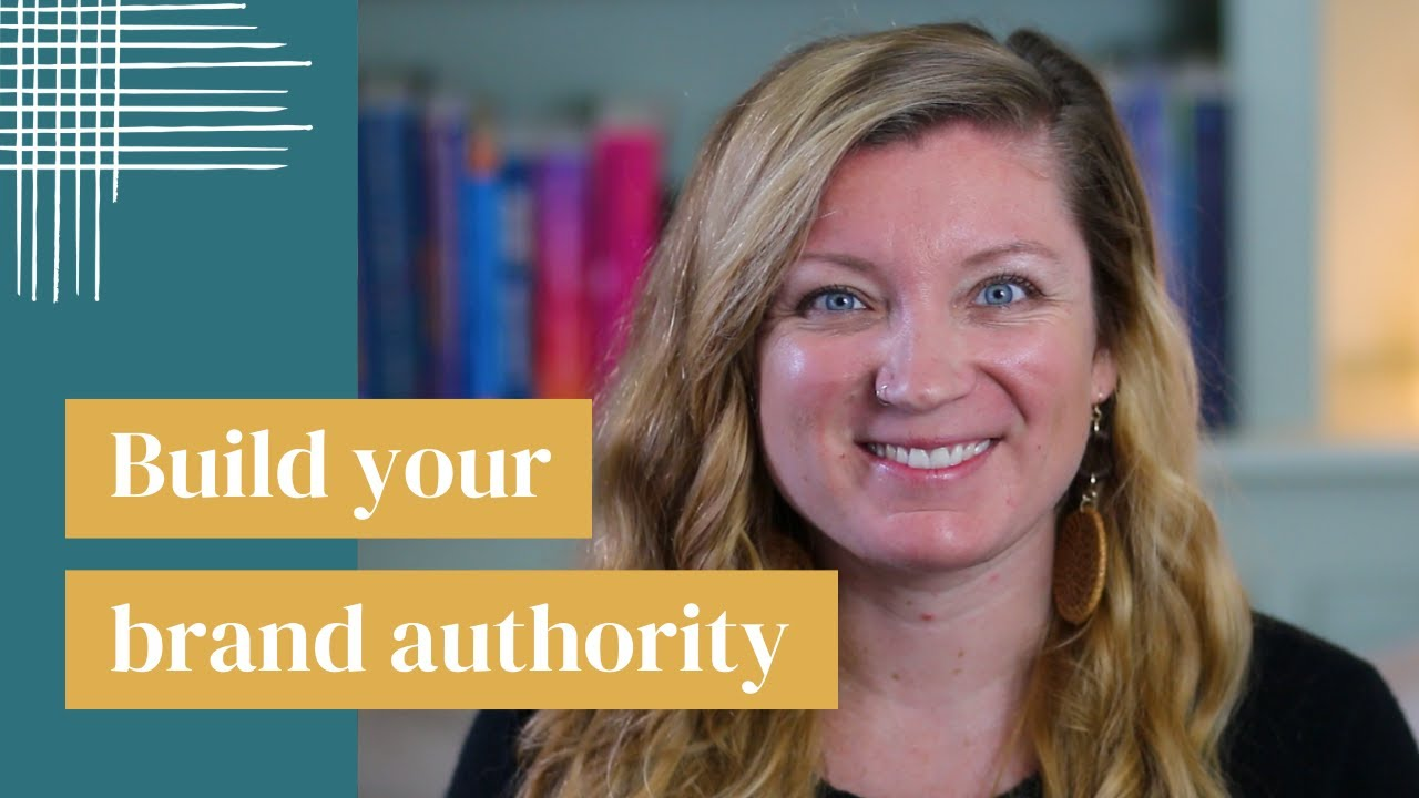 How to build brand authority