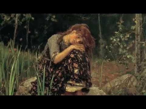 Как сначала называлась картина васнецова аленушка