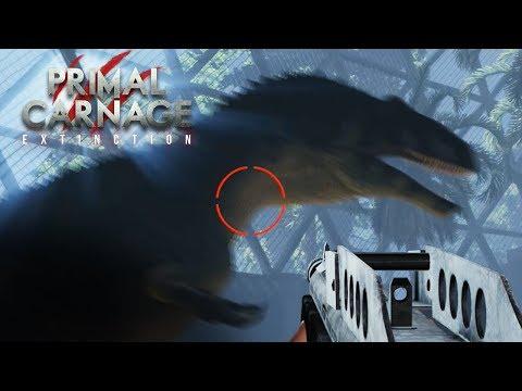 Download Youtube: Thats some big dinosaur!!! - Primal Carnage Extinction || Part 32 HD