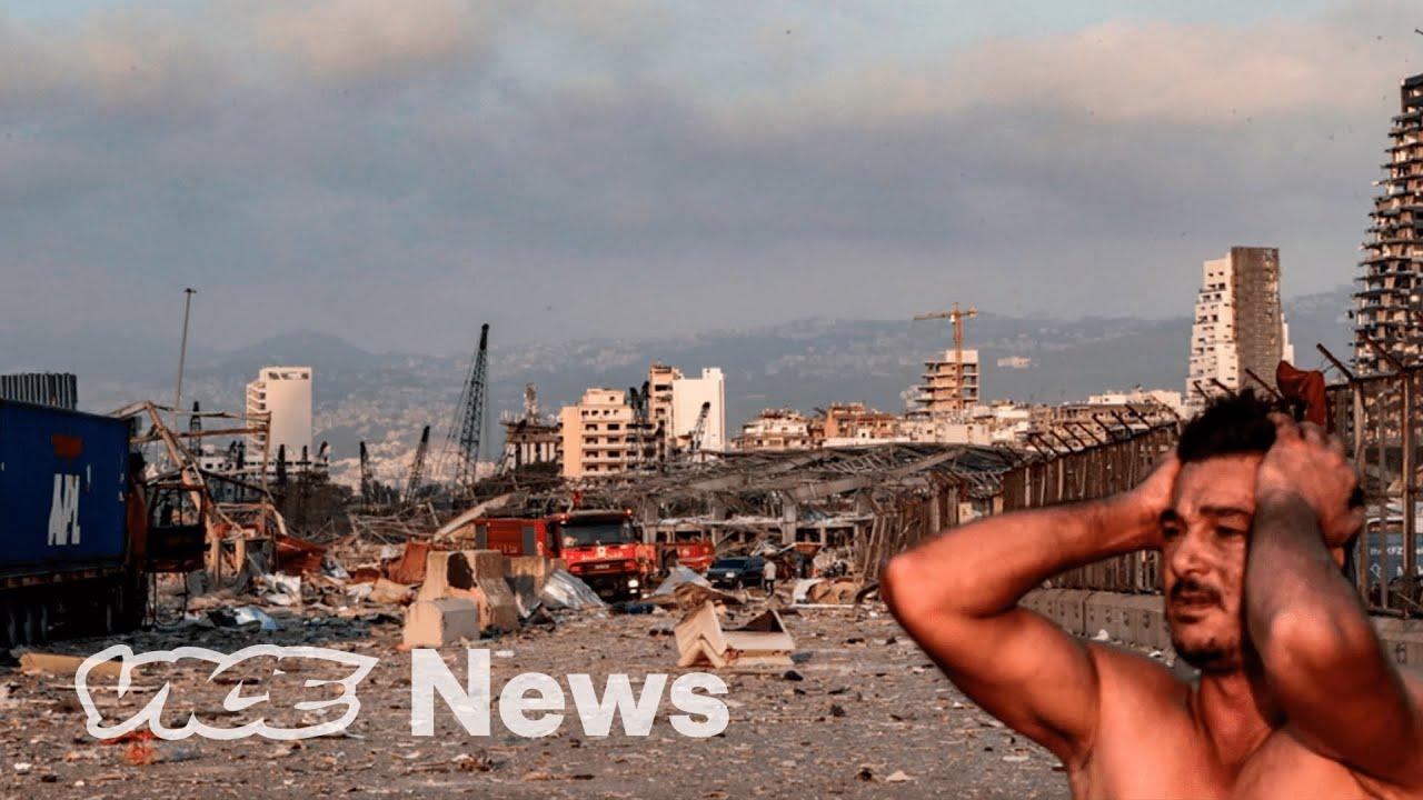 Inside a Hospital Minutes After the Beirut Blast