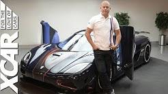 Koenigsegg One:1 : Christian von Koenigsegg Interview  - XCAR