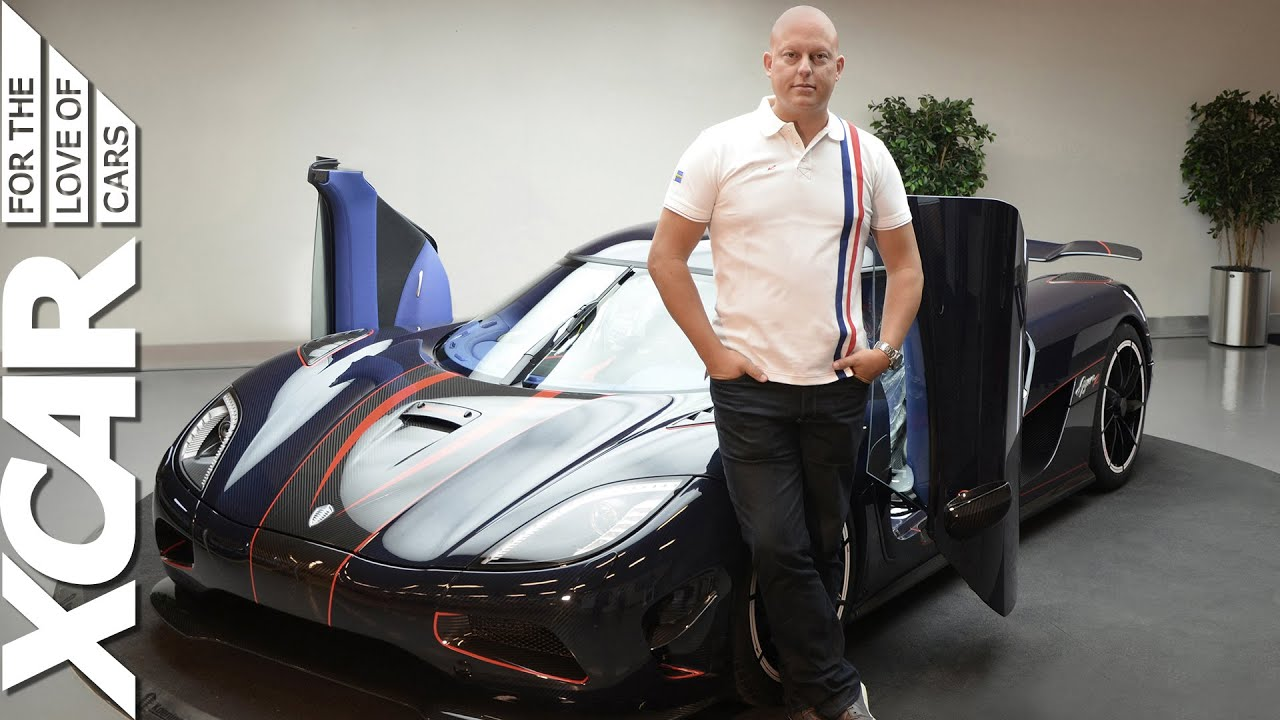 Koenigsegg One 1 >> Koenigsegg One:1 : Christian von Koenigsegg Interview - XCAR - YouTube