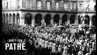 Funeral Of Sarah Bernhardt - Paris 1923 (1923)