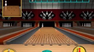 World Class Bowling (v1.2) [MAME] [shortplay]
