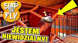 Slap The Fly #34 - JESTEM (prawie) NIEWIDZIALNY! XD /w Purposz, Michimi, Vertez