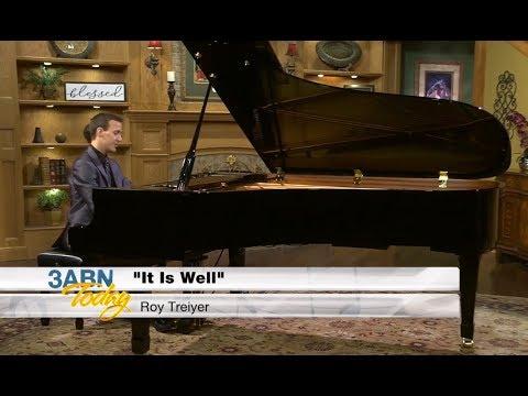 """3ABN Today - """"Personal Testimony- Roy Treiyer"""" (TDY018101)"""