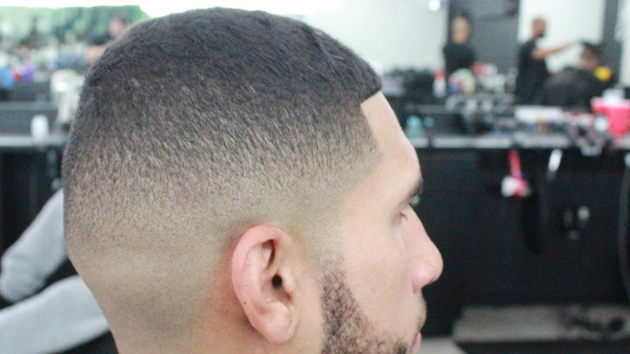 Skin Fade Haircut Youtube