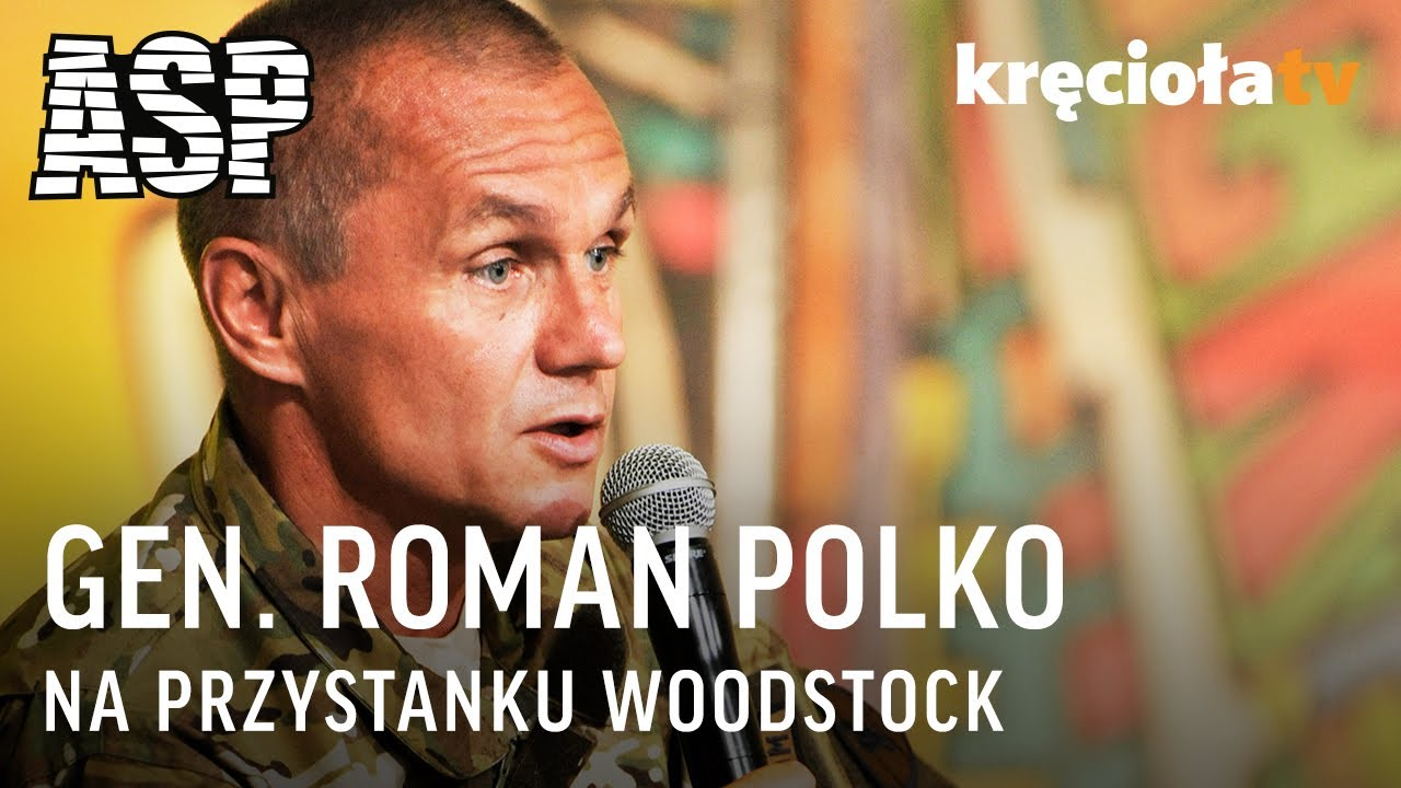 Spotkanie na ASP w CAŁOŚCI – gen. Roman Polko #Woodstock2013
