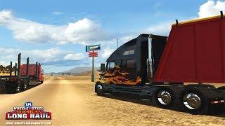 18 Wheels of Steel American Long Haul (American Truck Simulator Hazırlık #1)