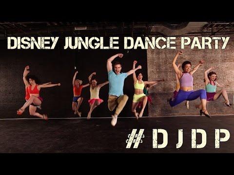 #DJDP - Disney Jungle Dance Party - @ChrisRiceNY