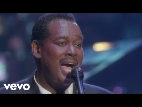 Luther Vandross - Hello (Live at The Royal Albert Hall)