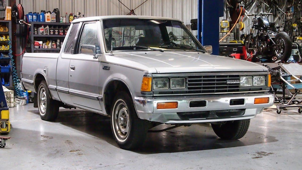 1986 Nissan 720 King Cab