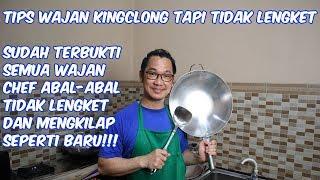 TIPS WAJAN KINGCLONG ANTI LENGKET!!! TEST GORENG TELUR DENGAN 4 WAJAN.