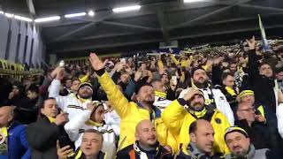 Fenerbahçe Tribünü - Kaç Kadeh Kırıldı (Unutamadım)