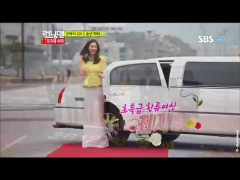 "Choi ji woo {Running man} ""moment"""