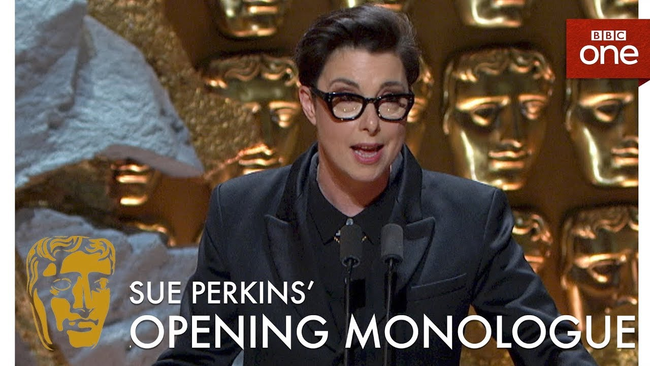 Download Sue Perkins' BAFTA opening monologue at The British Academy Television Awards 2017 - BBC One