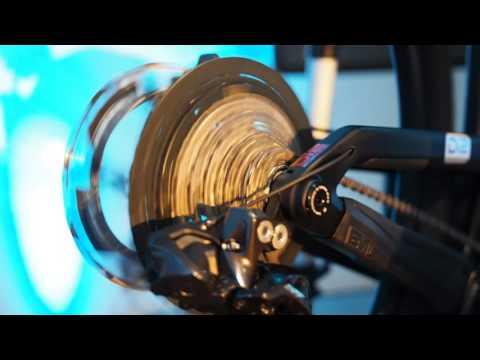Shimano XT Di2 Electronic Shifting