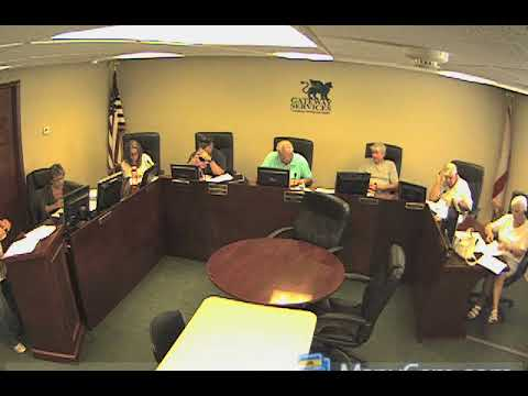 Stoneybrook Advisory Committee Mtg August 12, 2015