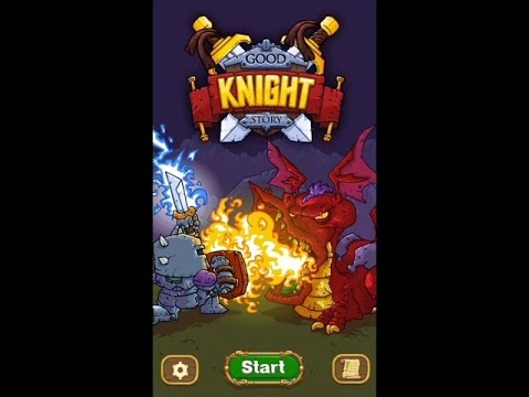 Good Knight Story / Android game |