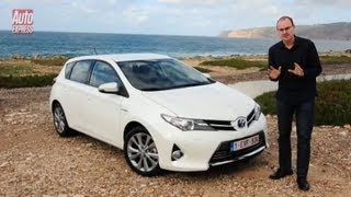 Toyota Auris review - Auto Express