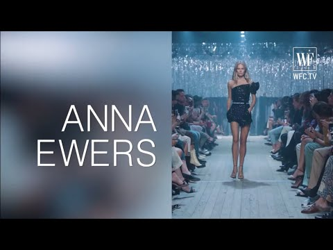 Anna Ewers Top model from Germany