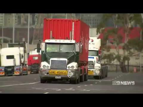 Truck Driving Most Dangerous Job In Australia