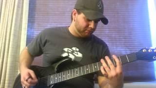 James' guitar cover of Nervous Breakdown by Abingdon Boys School. I...