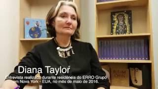 Entrevista com Diana Taylor