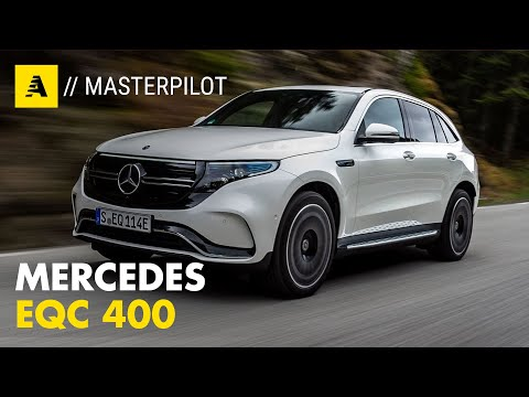 Mercedes EQC 400 | La famiglia elettrica EQ parte da 400 km di autonomia