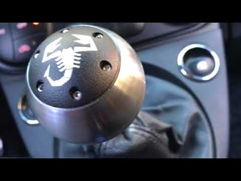 Craven speed fiat shift knob