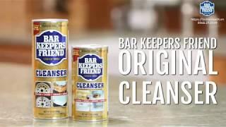 Bột BKF - thương hiệu Bar Keepers Friend