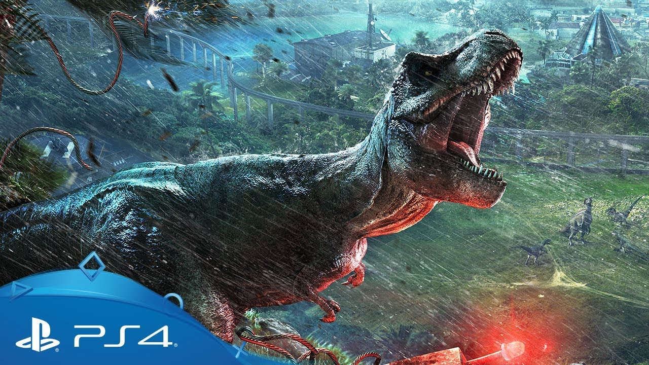 how to get free dlc on jurassic world evolution ps4